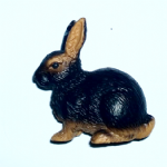 Schleich 1996  Hare or Rabbit figure